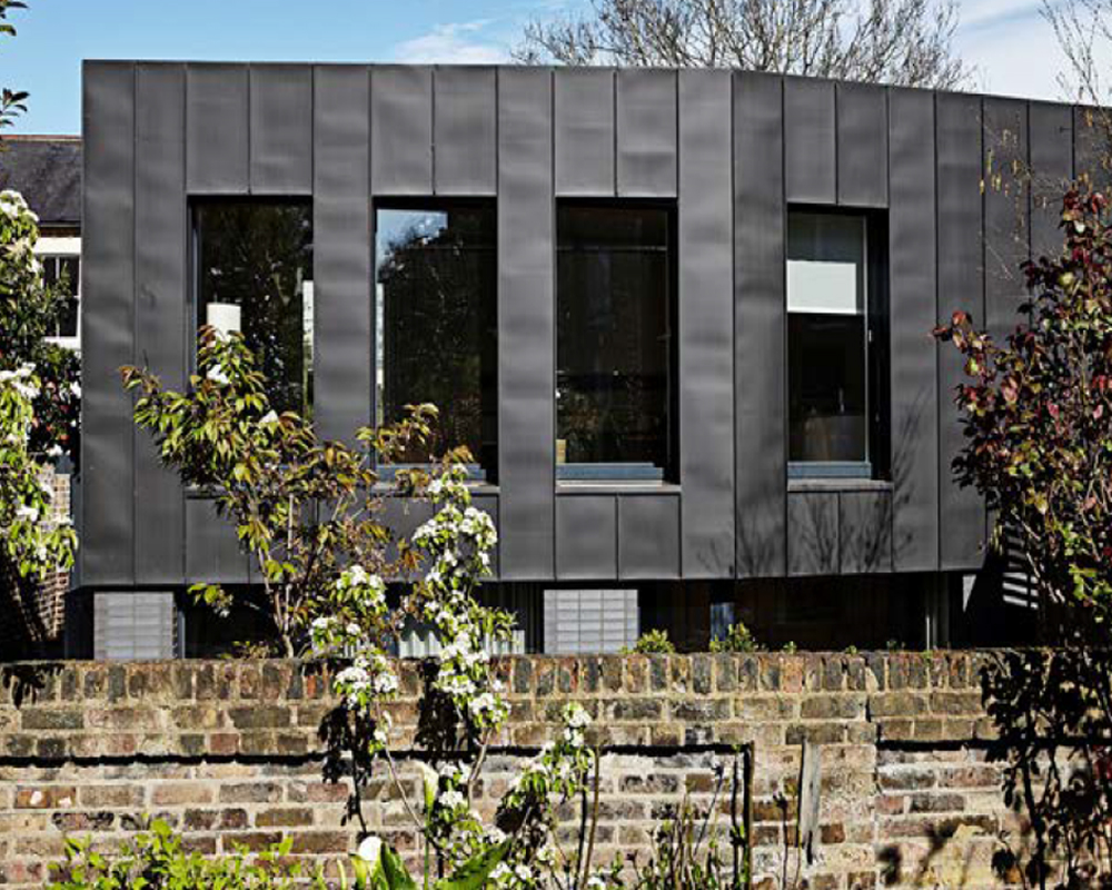 Lansdowne Drive, Tectonics Architects: Urban Winner - UK Passivhaus Awards 2016