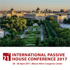 International Passivhaus Conference 2017 logo