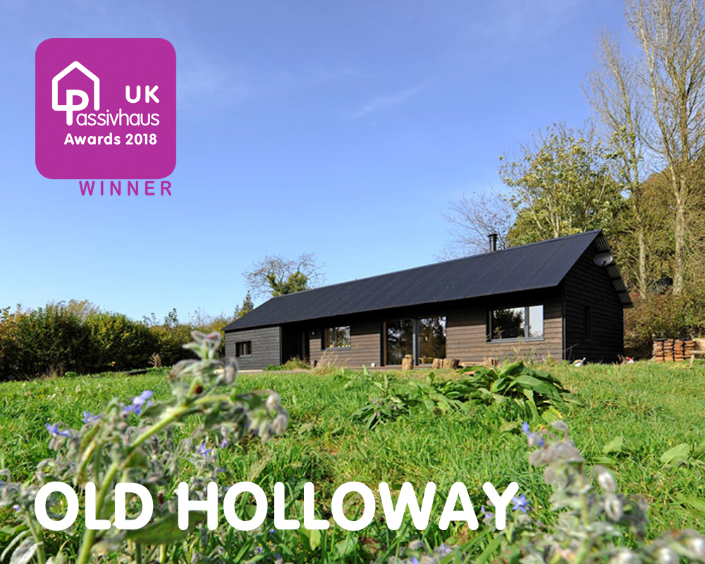 Old Holloway, Certified Passivhaus, Herefordshire, HR2