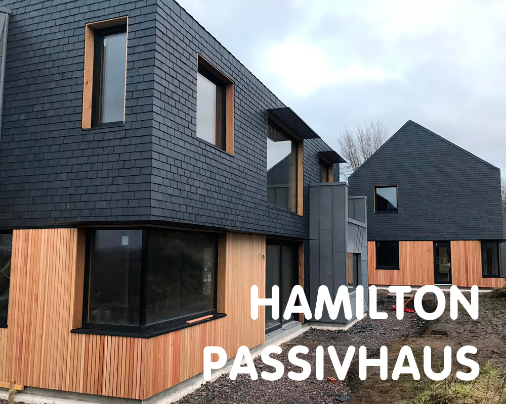 Hamilton Passivhaus, aiming for certification, Hamilton, ML3 7TX