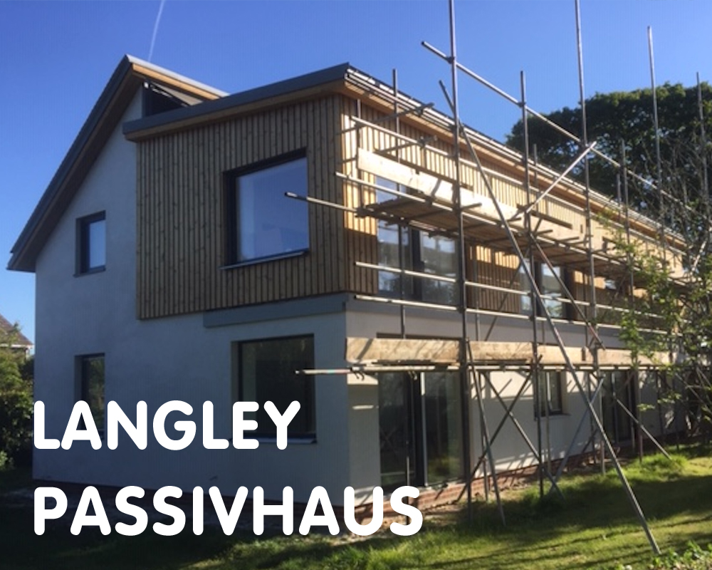 Langley Passivhaus, aiming for certification, Langley, Southampton
