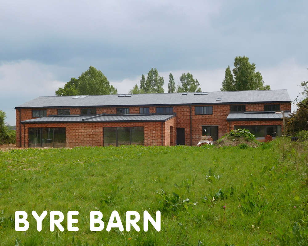Byre Barn, aiming for certification, Kenilworth, CV8 1NN