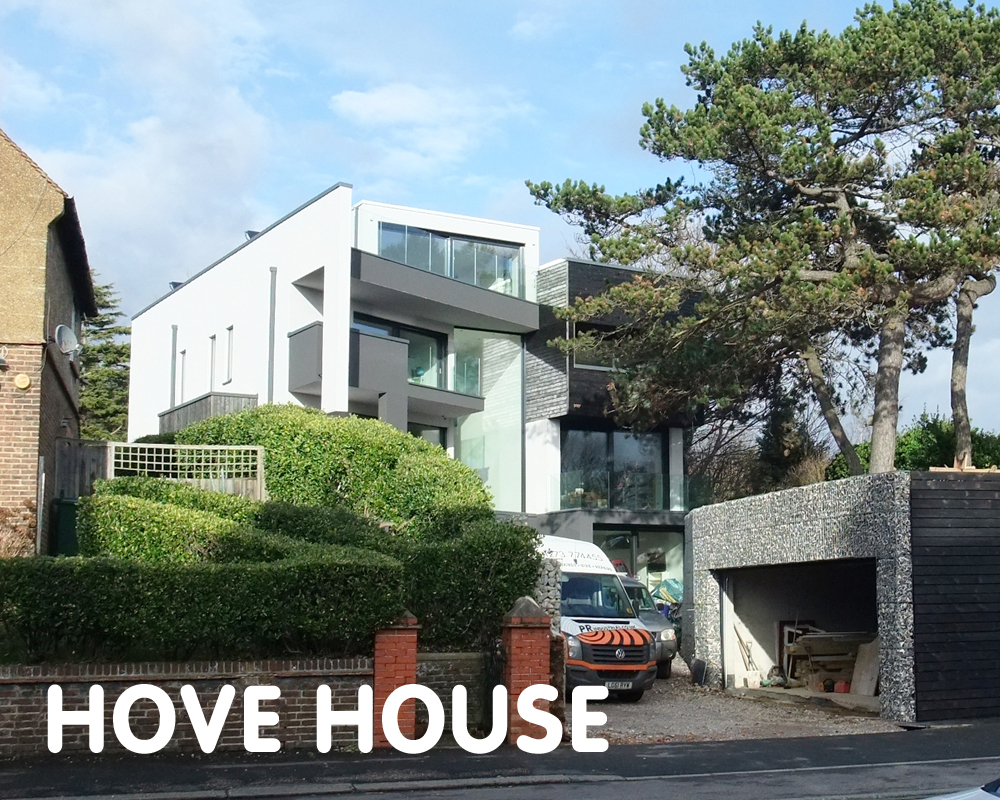 Hove House, Self-Declared Passivhaus, Brighton & Hove, BN3 6NR