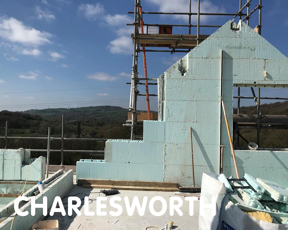 Charlesworth Passivhaus, aiming for certification, Charlesworth, Derbyshire
