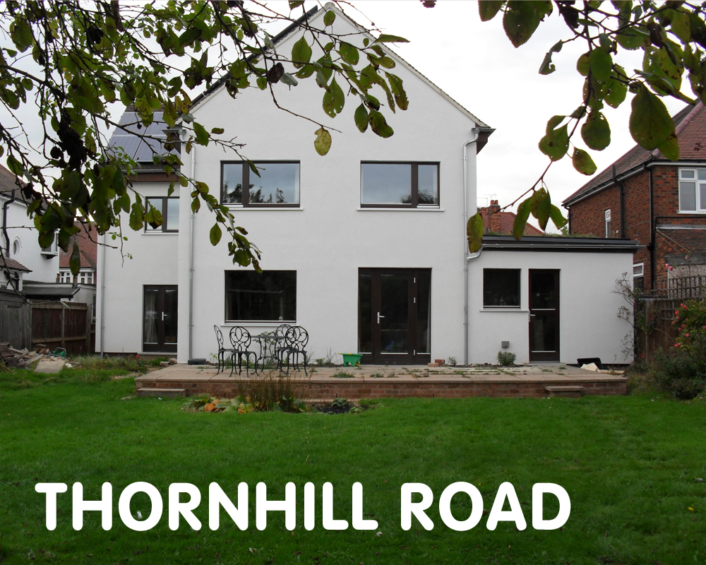 Thornhill Road, Certified EnerPHit, Derby, DE22 3LX