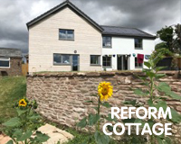 Reform Cottage, Certified EnerPHit, Hereford, HR2 8AT