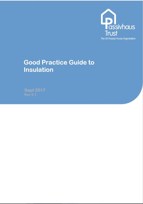 Good practice guide to insulation [PDF]