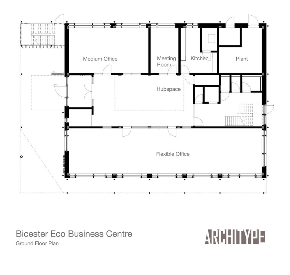Bicester Eco Business Centre