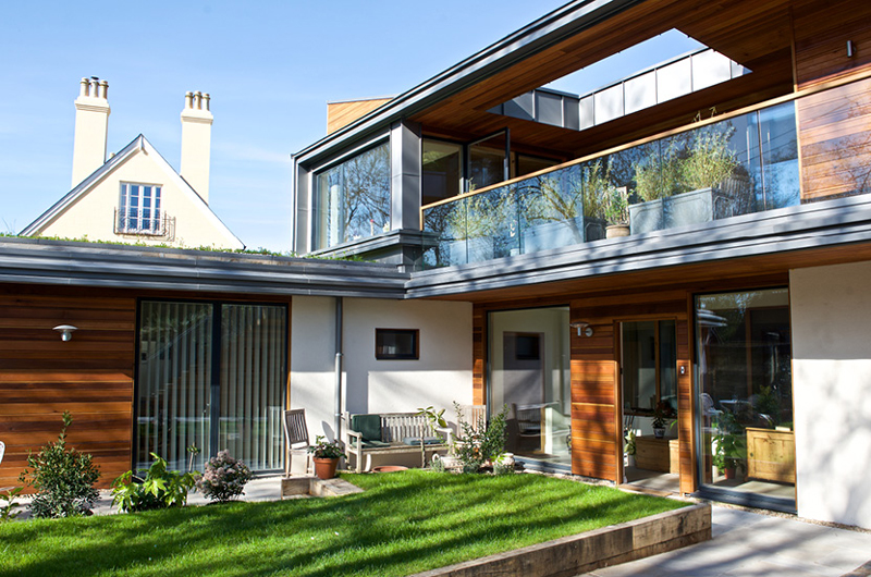 Clifton House Passivhaus, Winchester | Architecture PLB