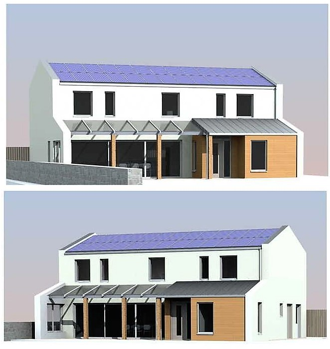 Nailsea Passivhaus ©S2 architects