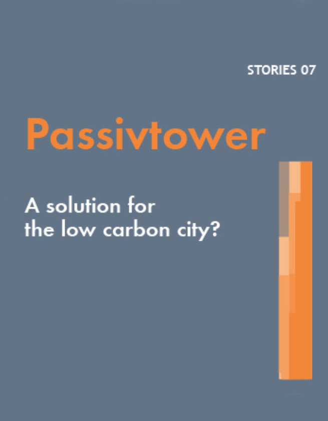 Passivtower—A solution for the low carbon city?