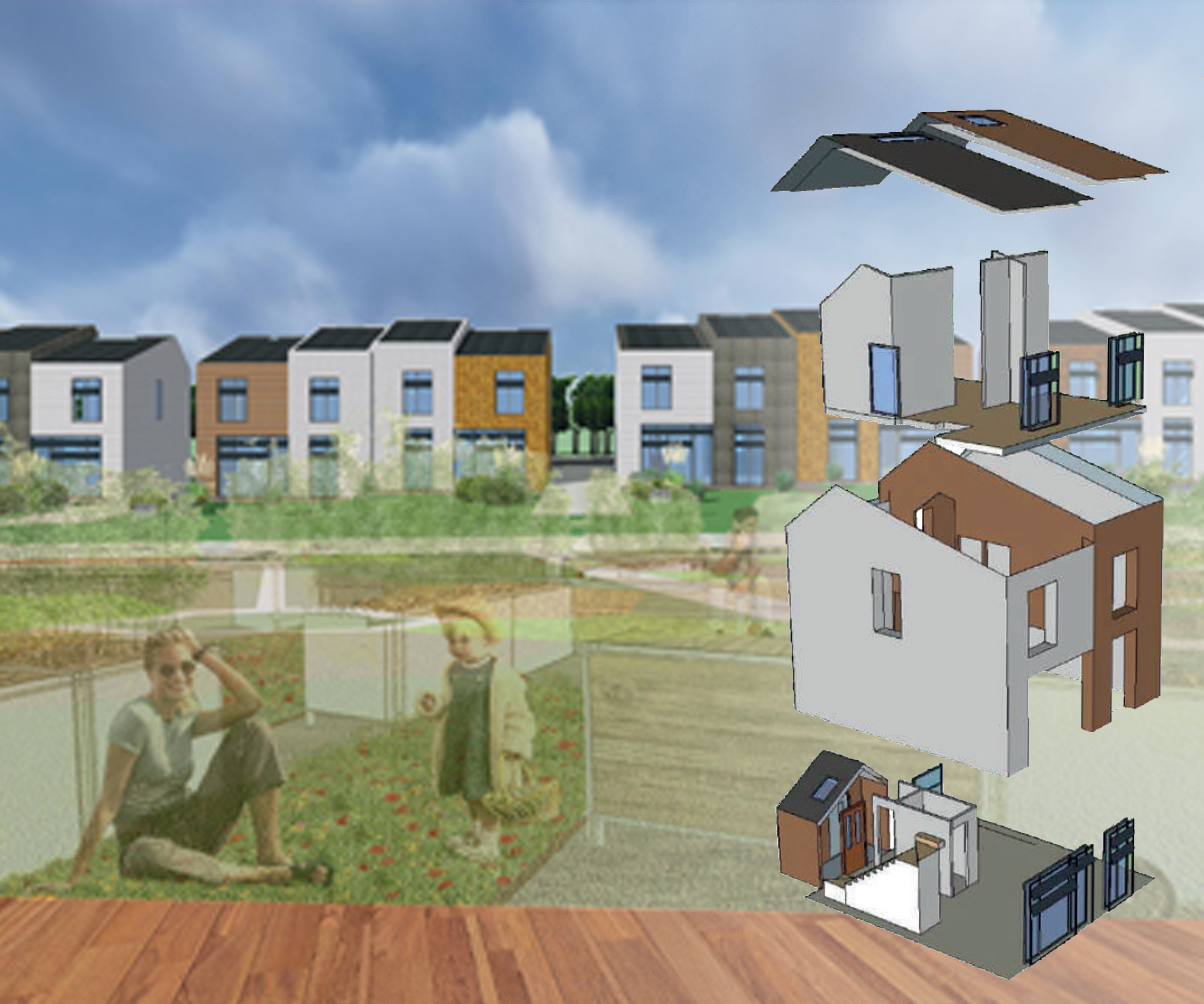 University of Nottingham_Andres Guamani Rodriguez_Carbon Neutral Residential Development