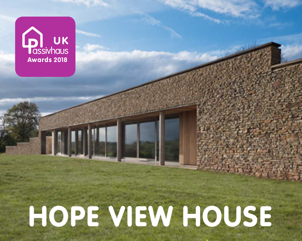 Hope View House, Certified Passivhaus, Cradley, WR13 5JQ
