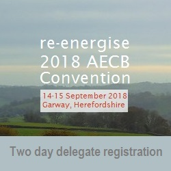 Re-energise: 2018 AECB Convention