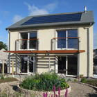 Passivhaus self build, Crosby Ravensworth