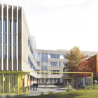 Sutton Secondary School aims for Passivhaus