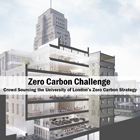 The University of London's zero carbon challenge