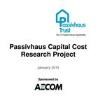 Technical Guidance - Passivhaus Capital Cost Research Project