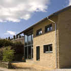 Comparisons and contrasts of 2 Passivhaus homes built with cavity walls