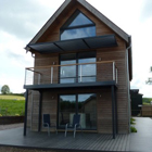Den House in Dorset receives Certification.