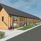 John Gilbert Architects develop 'Passivhoos' housing system specifically for Scottish needs