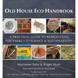 PHT Member offer: 20% off on 'Old House Eco Handbook'