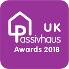 Call for submissions - UK Passivhaus Awards 2018