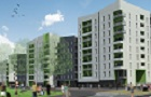 250 Riverfront apartments development secures planning approval.