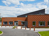 Wilkinson Primary School, large projects winner 2015