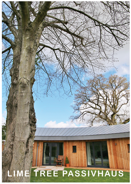 Lime Tree Passivhaus, Parsons + Whittley, UK Passivhaus Awards 2016 - Rural Category