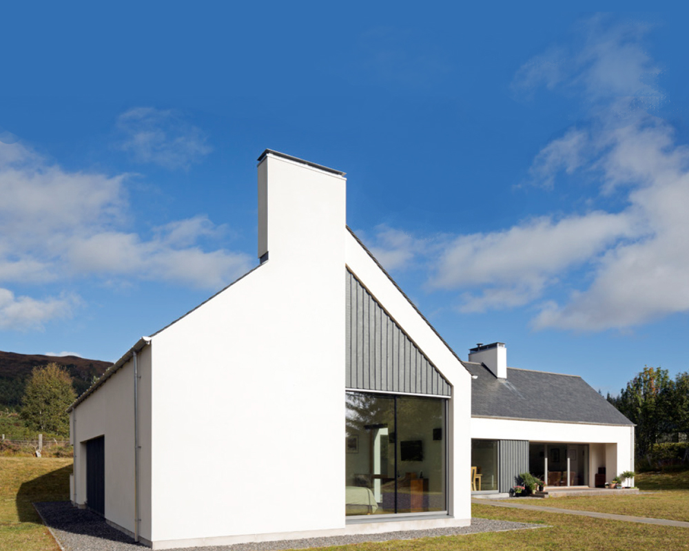 Tigh na Croit by HLM Architects: Rural Winner - UK Passivhaus Awards 2016