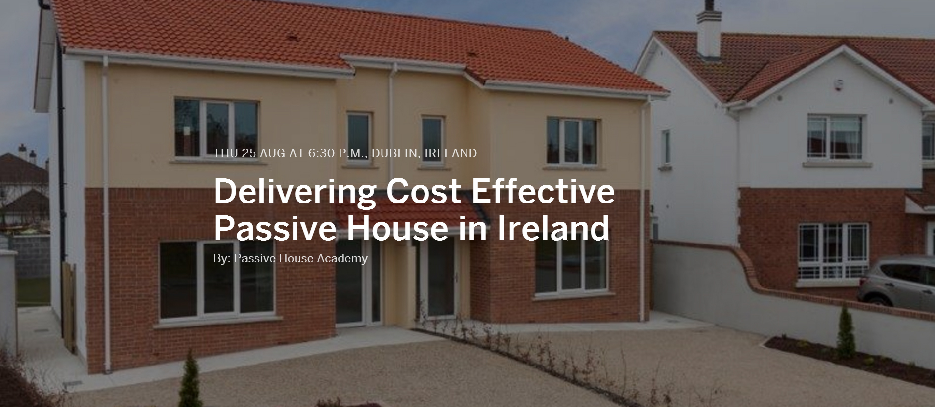 Delivering cost effective passivhaus