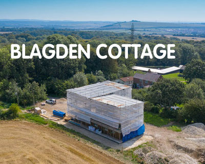 Blagden Cottage, aiming for certification, Waterlooville, PO8