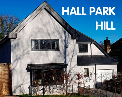 Hall Park Hill, certified EnerPHit, Berkhamsted, HP4 2NH