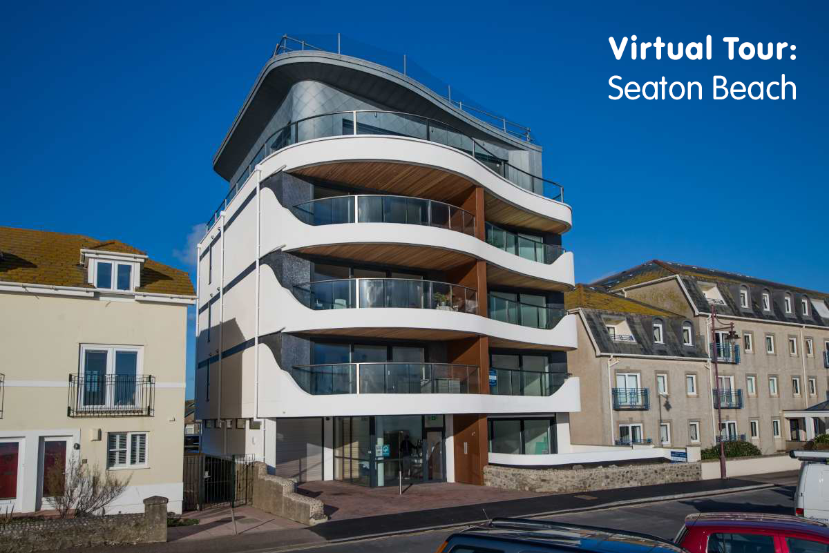 Virtual Tour: Passivhaus Plus Scheme, Seaton Beach