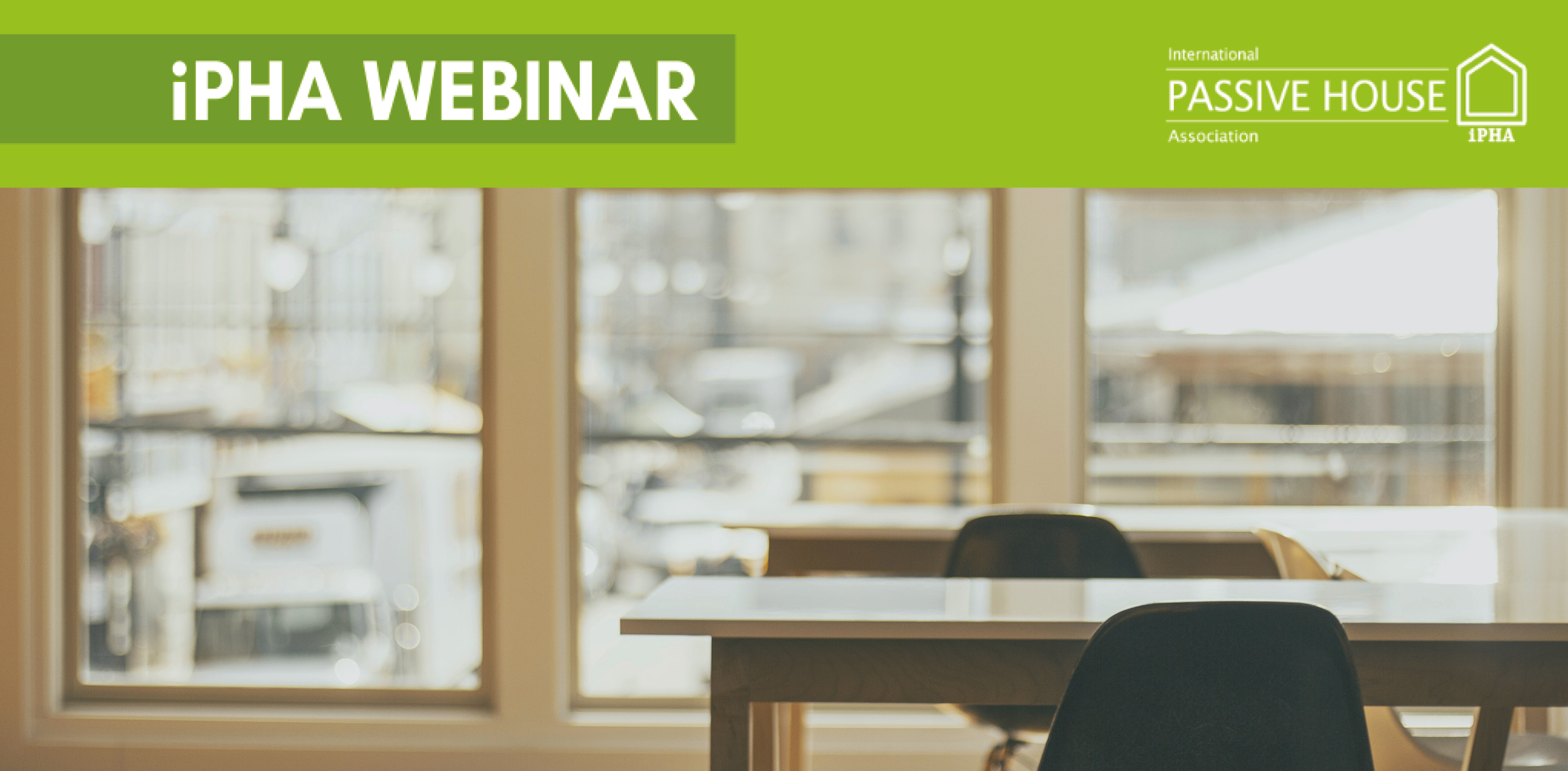 iPHA Webinar: 'Ventilation practices for schools and residential buildings