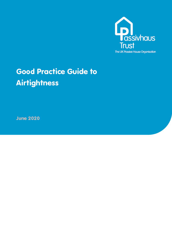 Good practice guide to airtightness [PDF]