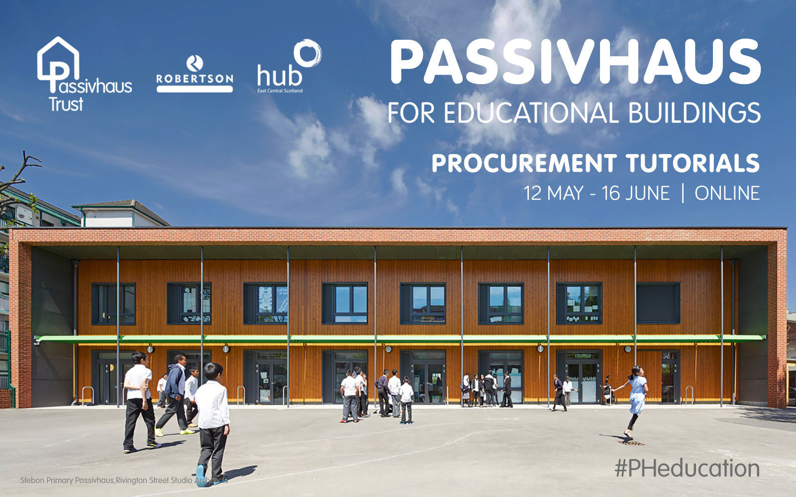 Passivhaus for Educational Buildings: Procurement Tutorials