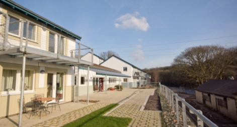 Lancaster Cohousing, Social Housing winner 2013