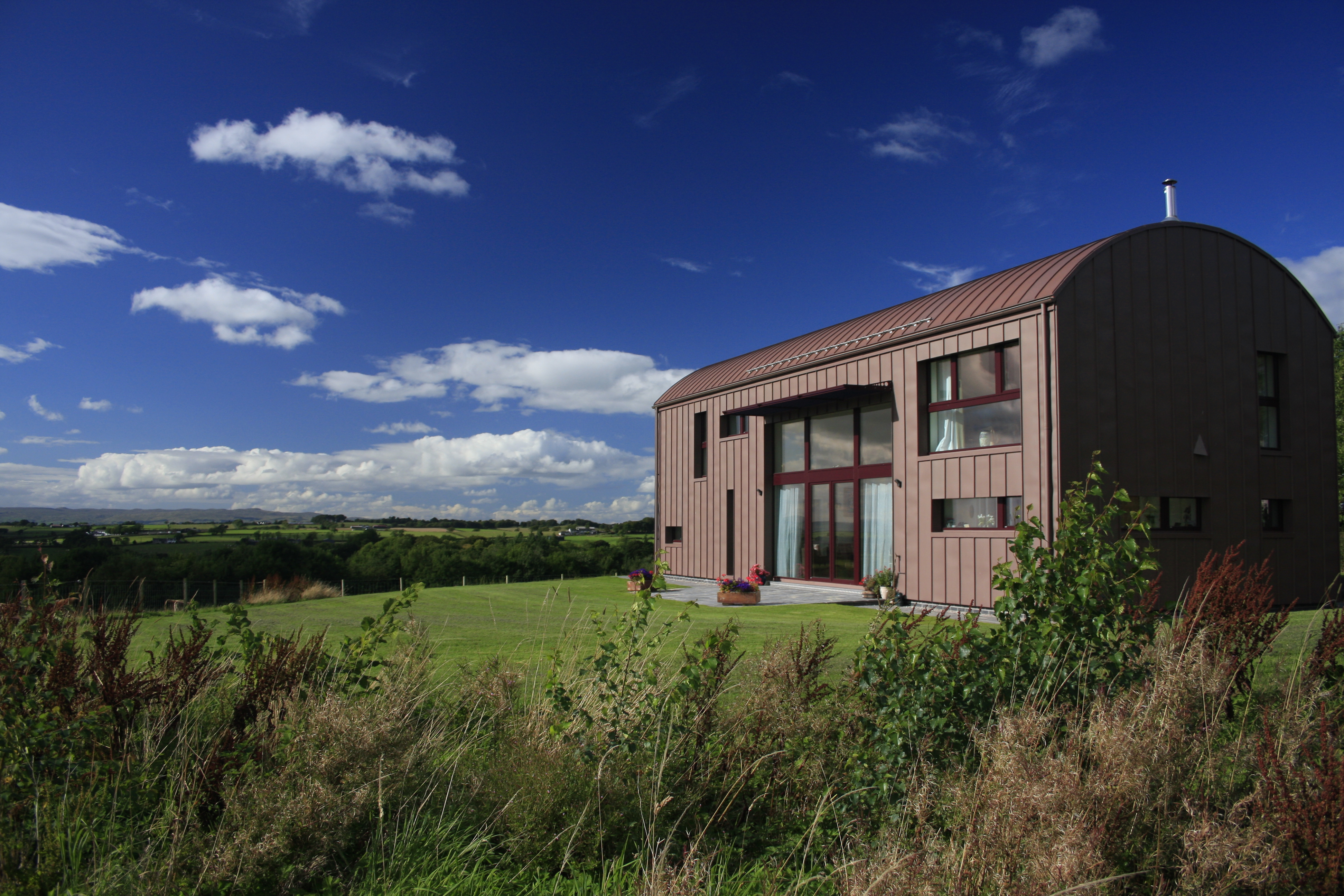New Farmhouse, Bespoke Project winner 2014