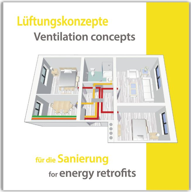Ventilation Concepts for energy retrofits
