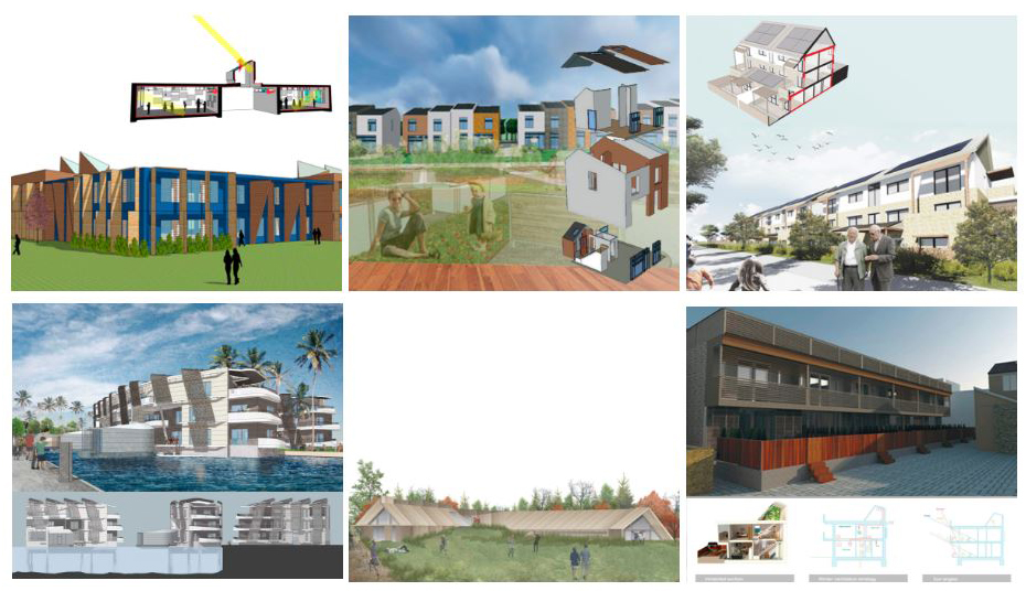 2016 Passivhaus Student Competition Winners