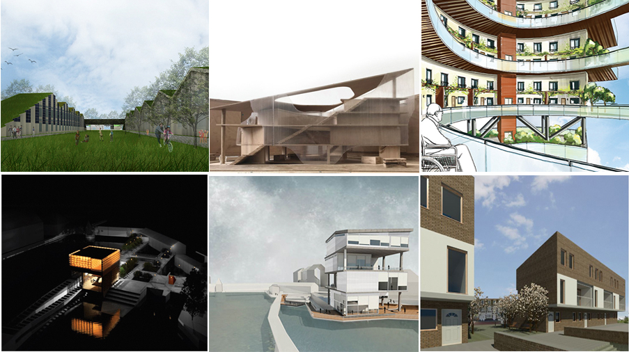 2018 Passivhaus Student Competition Winners & Highly Commended
