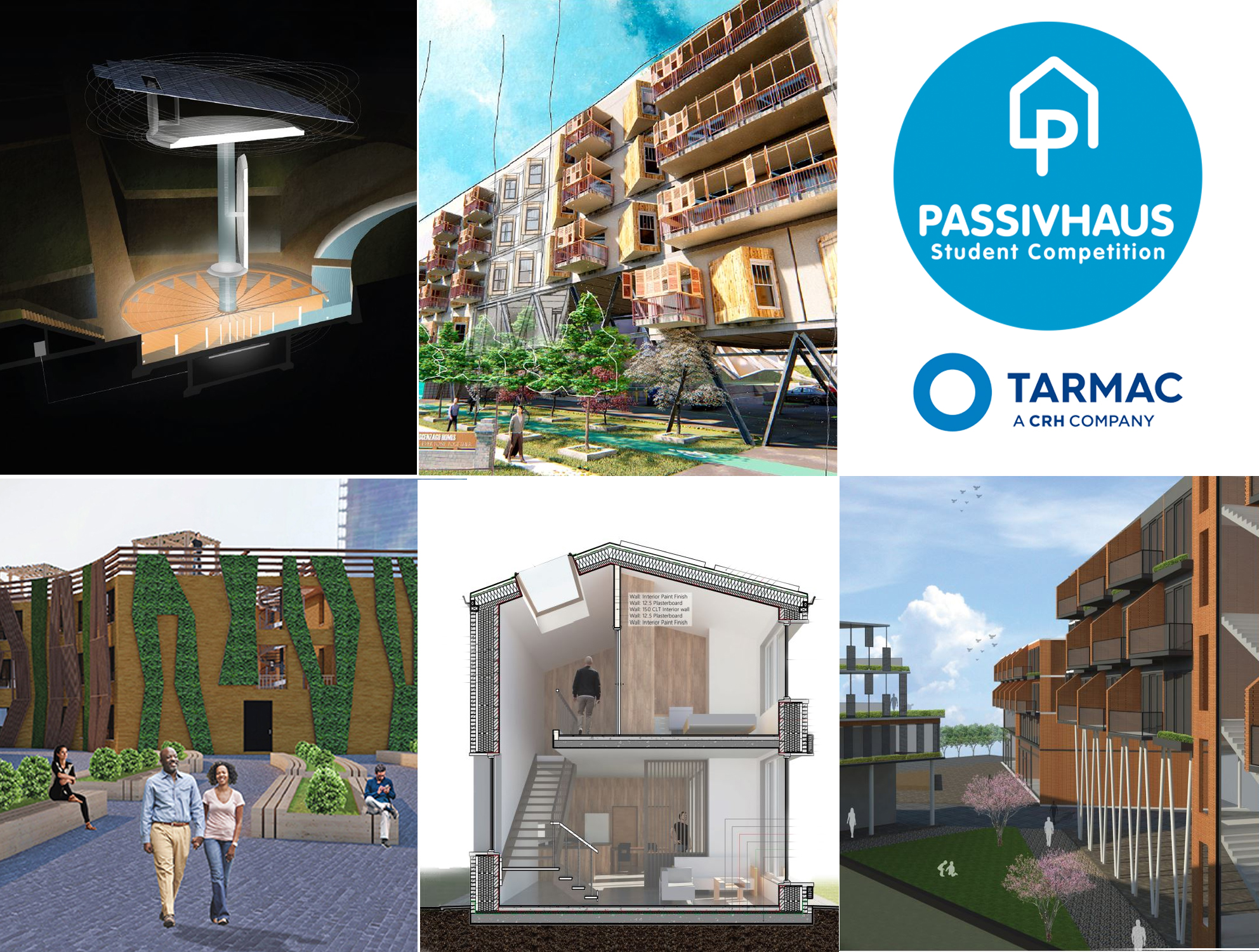 2019 Passivhaus Student Competition Winners