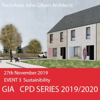 Glasgow Institute of Architects CPD Series: Sustainability