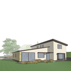 Eco Design Consultants: New Carrstone House & Passivhaus