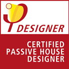 Certified Passive House Designer and NZEB Specialist (PHA)