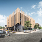 Bicester Eco Business Centre aims for Passivhaus Plus