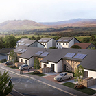 Loch Lomond social housing fights fuel poverty with Passivhaus