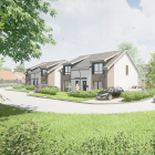 Green light for 30 Passivhaus homes in Fife